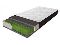 Матрас  Epsilon/Эпсилон 70x190 см. Sleep&Fly Organic