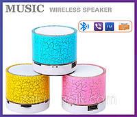 Портативна MP3 колонка  Bluetooth VIVO BT BluetoothUSBFM SD