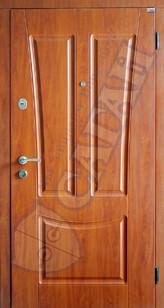 Дверь входная модель 110  серия Стандарт