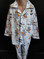 Удобные пижамы для мальчиков.