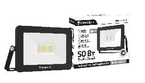 Прожектор светодиодный ENERLIGHT MANGUST 50Вт 6500K