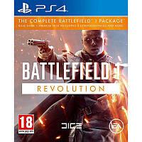 Игра Battlefield 1: Revolution для Sony PS 4 (русская версия)