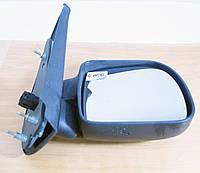 Зеркало Рено Кенго (R) (Электр.) (Черное) 1998-2003  (Польша) Polcar 6060524M  Новое