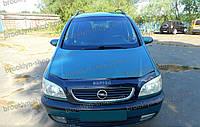 Дефлектор капота Opel Zafira A с 1999-2006 г.в. (Опель Зафира А) Vip Tuning