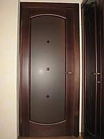 Межкомнатные двери с стеклянными вставками и без