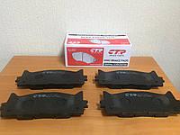 Тормозные колодки передние Тойота Камри V40 2006-->2011 CTR (Корея) CKT-51