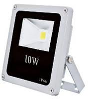 Прожектор светодиодный LF-10 LED 10W GEEN серия ECO Slim 6500K  IP65