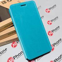 Чехол-книжка  MOFI Blue для Xiaomi Redmi 6, фото 1