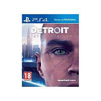 Игра Detroit: Стать человеком для Sony PS 4 (русская версия)