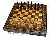 Шахматы 32х32 см. Нарды