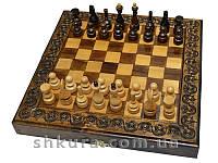 Шахматы 32х32 см. Нарды, фото 1