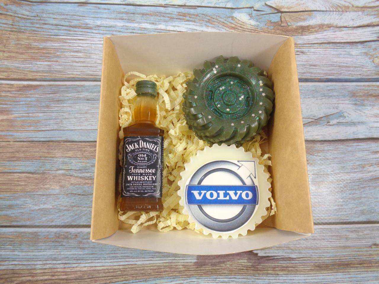 """Подарочный набор мыла """"Volvo"""" №2"""