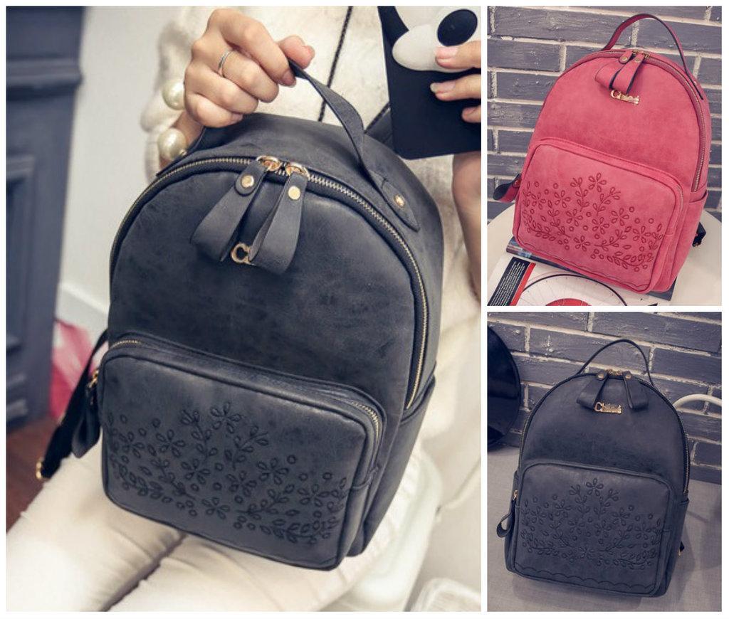 80bd99421622 Выбираем городской вариант женского рюкзака. Молодежные рюкзаки из ткани и  кожзама