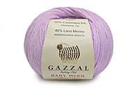 Gazzal Baby Wool, нежная сирень №823