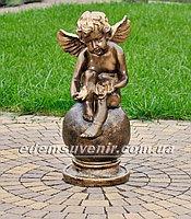 Купить садовую фигуру ангела