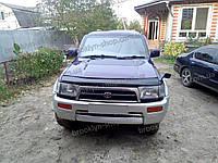 Дефлектор капота TOYOTA Hilux Surf (N185) с 1995–2002 г.в. (Тойота Хилукс Серф) Vip Tuning
