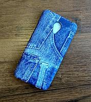 Чехол Remax Cover Fashion Jeans Shok для Meizu M3 M3S