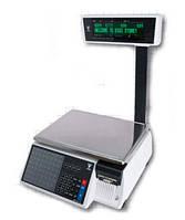 Весы с чекопечатью DIGI SM 100 Plus