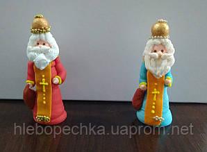 Кондитерское украшение Святой Николай