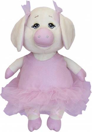 Мягкая игрушка ORANGE Свинка Иринка 32 см
