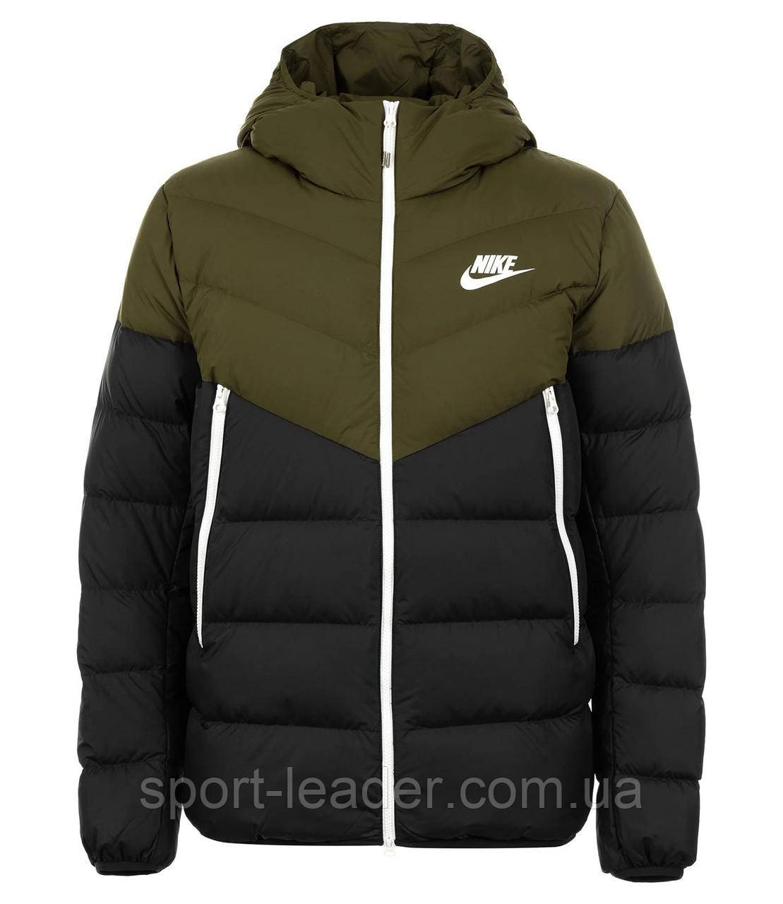 be6019dd Мужской пуховик Nike M Nsw Dwn Fill Wr Jkt Hd Rus AO8911-395, цена 4 ...