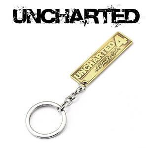 Брелок Uncharted 4: A Thief's End Путь вора