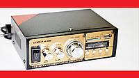 Усилитель Звука UKC AK-699D FM USB 2x300 Вт, фото 1