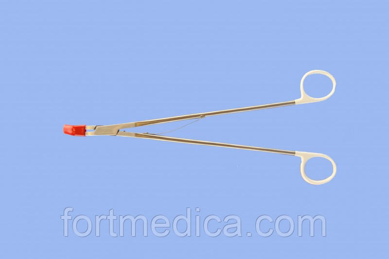 Клипсонакладыватель многоразовый ЛИГАКЛИП для средних клипс LT200, длина 19 см