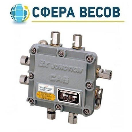 Взрывобезопасные соединительные коробки CAS JBEX-3P, фото 2