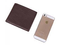 Мужской кошелек портмоне TIDING BAG из телячьей кожи 8063С, фото 1