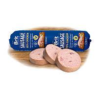 Колбаса для собак Brit Premium Dog Sausage с курицей, 800 г