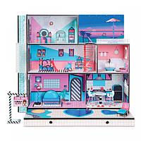 Большой игровой дом ЛОЛ Модный особняк (L.O.L.Surprise Dollhouse with 85+ Surprises), фото 1