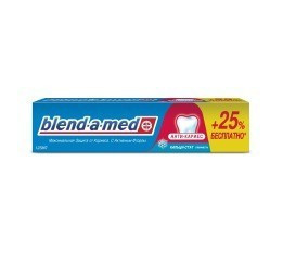 """Зубная паста 125мл """"Blend-a-med"""" антикариес Fresh"""