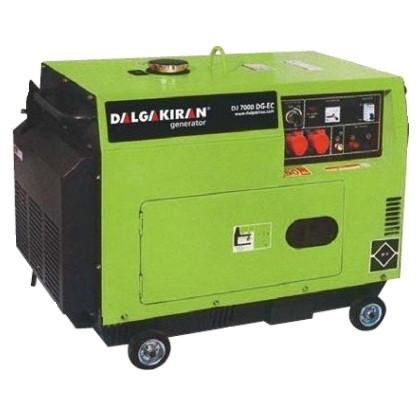 Дизельный генератор Dalgakiran DJ 4000 DG-ECS