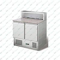 Саладетта / стол холодильный для пиццы Rauder SRP S900