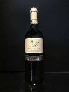 Вино красное сухое Vigne del Sole Barbera D`Asti 0,75л