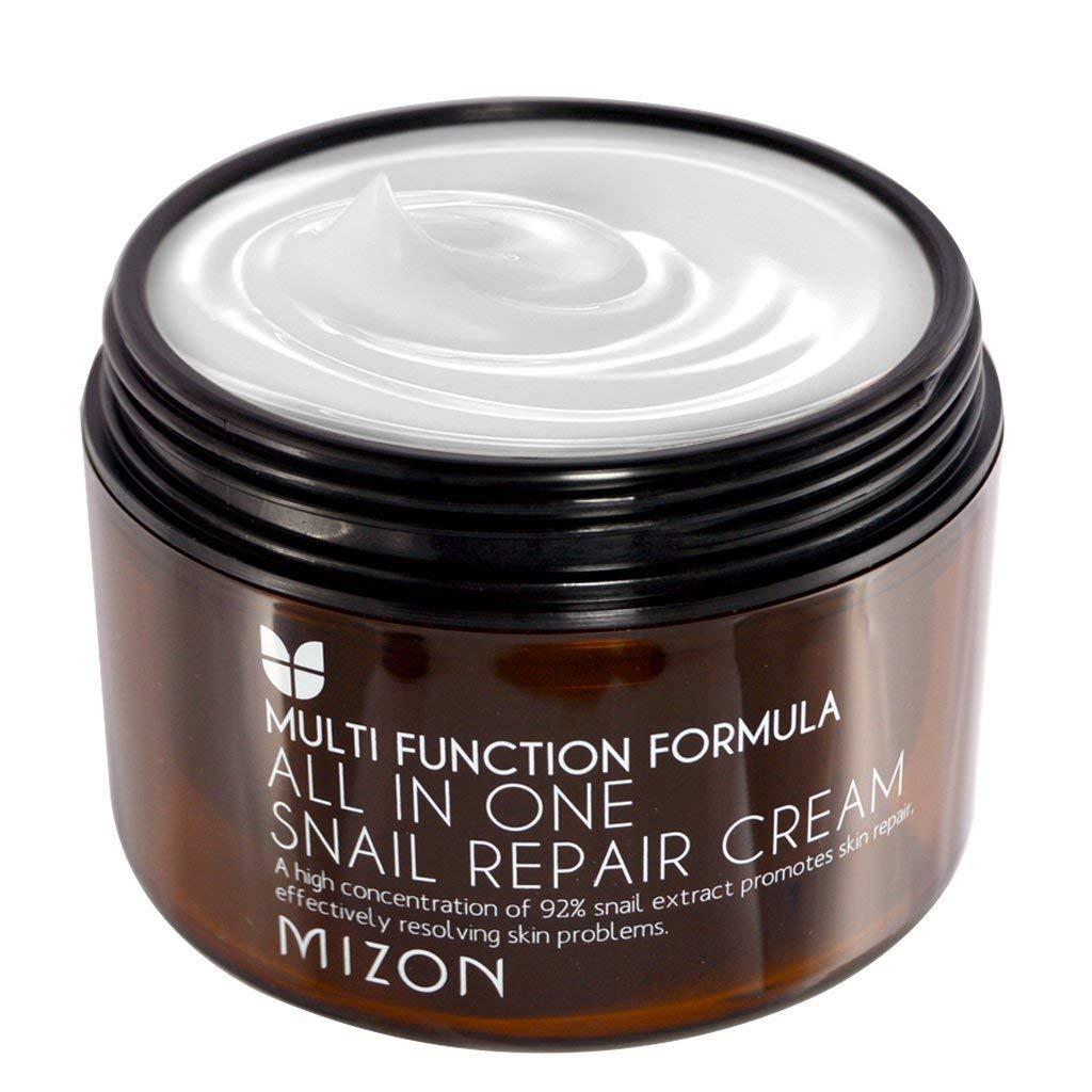 Крем для лица с экстрактом улитки Mizon Snail Repair Cream 120 ml