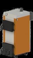 КГ 15-50 KW Для помещений от 40 м2 до 500 м2 Топливо: дрова, уголь, торф, брикеты