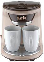Кофеварка MAGIO MG 345