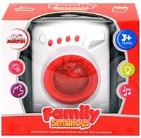 Игрушечная стиральная машина Family Small Toys 8808-1, фото 1