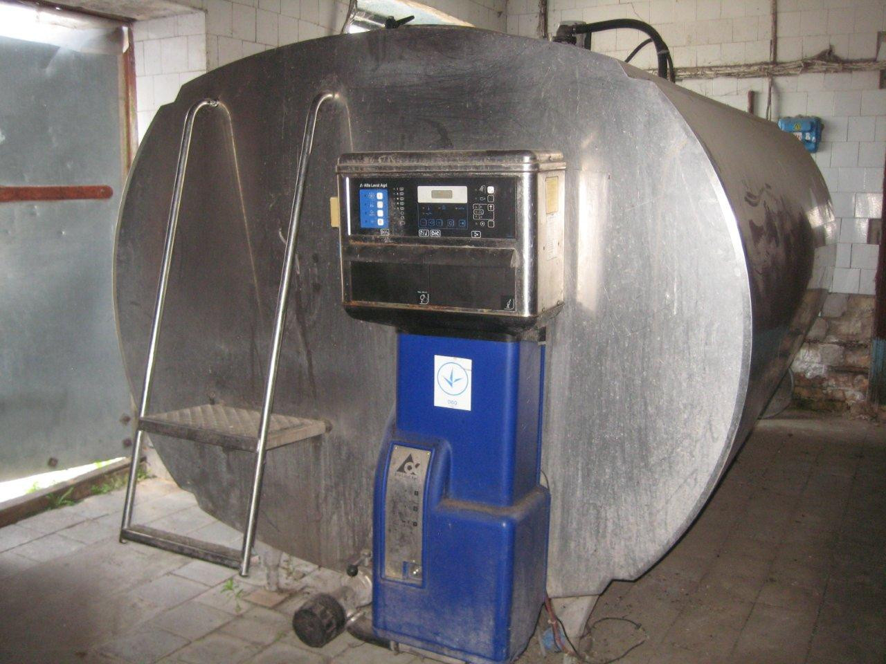 Купим охладители молока б/у от 400 л до 8т