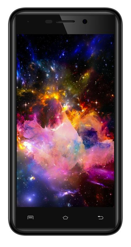 Смартфон Nomi i5014 Evo M4 Dual Sim Grey