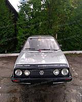 Мухобойка +на капот  VW Golf-2 с 1983-1991 г.в. (Фольксваген Гольф) Vip Tuning