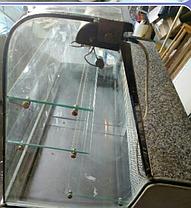 Витрина для кондитерских изделий Cold C 16 G б/у , фото 3