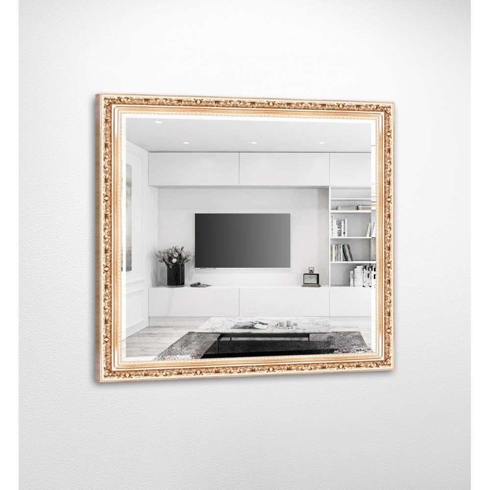 Дзеркало квадратне з фацетом Анжеліка В04-F БЦ-Стол