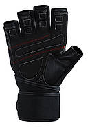 Перчатки для фитнеса VNK SGRIP Grey, фото 2