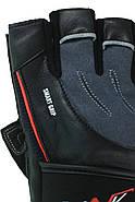 Перчатки для фитнеса VNK SGRIP Grey, фото 5