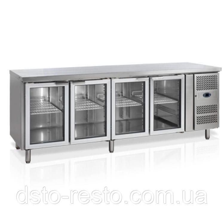 Стол холодильный Tefcold CK7410G