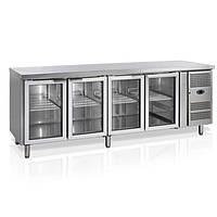 Стол холодильный Tefcold CK7410G, фото 1