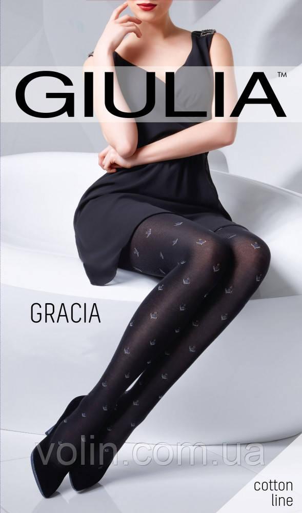 Колготки женские коттоновые Giulia Gracia 150